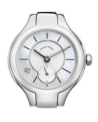 Philip Stein Teslar Philip Stein Stainless Steel Small Round Watch Head Mother
