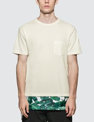Sophnet. Panel Layered Pocket T Shirt