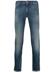 Pt05 Washed Effect Jeans 60