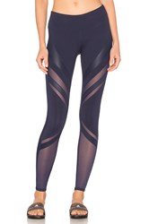 Alo Yoga Epic Legging Blue