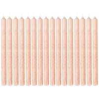 Ferm Living Uno Candles Set Of 16 Pink