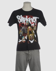 Bad Spirit Short Sleeve T Shirts Black