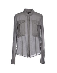 Blauer Shirts Grey