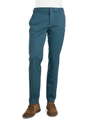 Brooks Brothers Red Fleece Stretch Cotton Chinos Medium Green