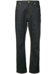 Joseph Boyfriend Japanese Stretch Jeans Blue
