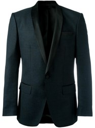 Hugo Boss Single Breasted Dinner Jacket Black
