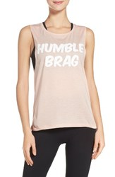 Private Party Women's Humble Brag Tank