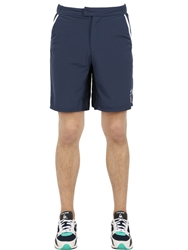 Le Coq Sportif Richard Gasquet Stretch Tennis Shorts Navy