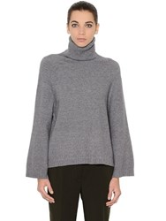 Sportmax Wool And Angora Knit Sweater