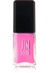 Jinsoon Chris Riggs Graffiti Art Nail Polish Collection Love Pink