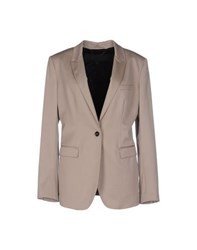 Burberry Prorsum Suits And Jackets Blazers Women Dove Grey