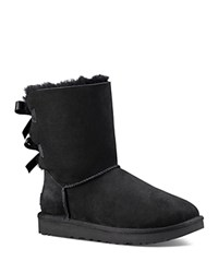 Ugg Bailey Bow Booties Black