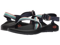 Chaco Z 1 Classic Prism Mint Women's Sandals Blue