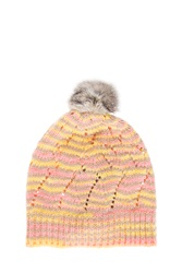 Missoni Fox Fur Beanie