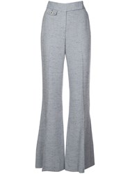 Veronica Beard Tailored Wide Leg Trousers 60