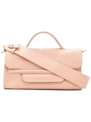 Zanellato Wave Shoulder Bag Pink