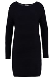 Betty And Co. Co Jumper Dress Dark Sapphire Blue