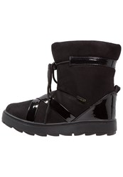 Flip Flop Original Cross Boots Black