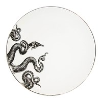 Rory Dobner Perfect Plates Tangled Tentacles Black And White