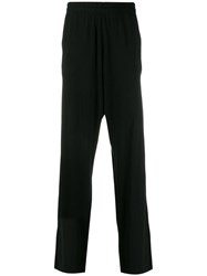 Our Legacy Reduced Straight Leg Trousers Black