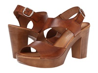Eric Michael Ginger Brown Women's Shoes