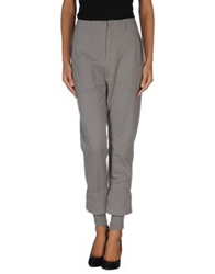 8Pm Casual Pants Grey