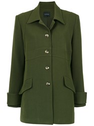 Olympiah Andes Coat Green