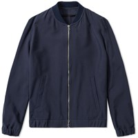 Tomorrowland Bomber Jacket Blue