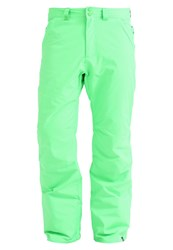 Quiksilver Estate Waterproof Trousers Green Light Green