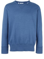 Levi's Vintage Clothing 'Bay Meadows' Sweatshirt Blue