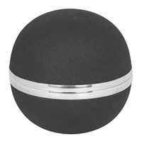 Amara Matt Black Spherical Box