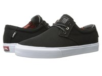 Lakai Daly Black Canvas Men's Shoes