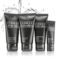For Men Great Skin To Go Kit Dry Skin Clinique