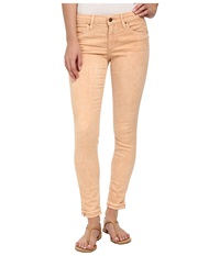 Joe's Jeans Dust Dye Markie Skinny Ankle In Red Rock Red Rock Women's Jeans