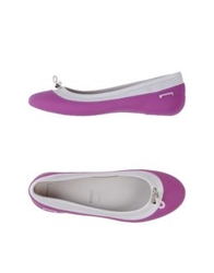 Pirelli Pzero Ballet Flats Light Purple