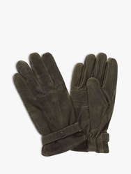 Barbour Thinsulate Gloves Green