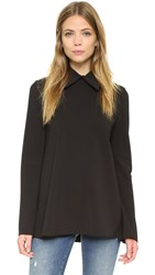 Camilla And Marc Installation Blouse Black