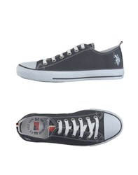 U.S. Polo Assn. U.S.Polo Assn. Footwear Low Tops And Trainers Men Grey