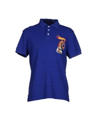 Blomor Polo Shirts Blue