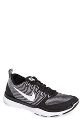Nike Men's 'Free Train Versatility' Training Shoe Black White