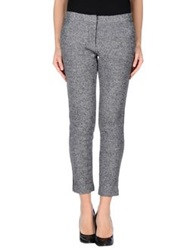 Takeshy Kurosawa Casual Pants Grey