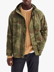 J.Crew Camo Jacket Dusty Camo