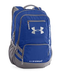 Under Armour Ua Storm Hustle Ii Backpack Royal Graphite