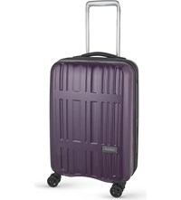 Antler Jupiter Four Wheel Cabin Case 56Cm Purple