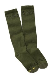 Keen Kanga Lite Knee High Sock Green