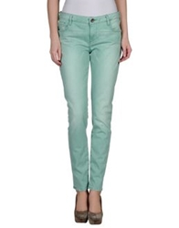 Guess Denim Pants Light Green
