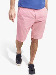 Joules Stripe Chino Shorts Red Stripe