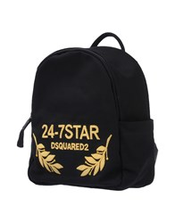 Dsquared2 Backpacks And Fanny Packs Black