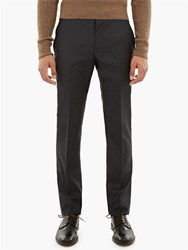 Editions M.R Charcoal Suit Trousers Grey