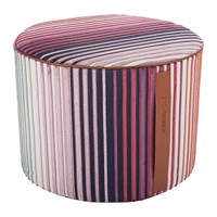 Missoni Home Tunisi Cylindrical Pouf 100